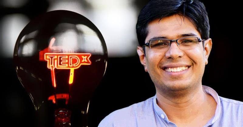 TEDx XLRI - Divya Prakash Dubey