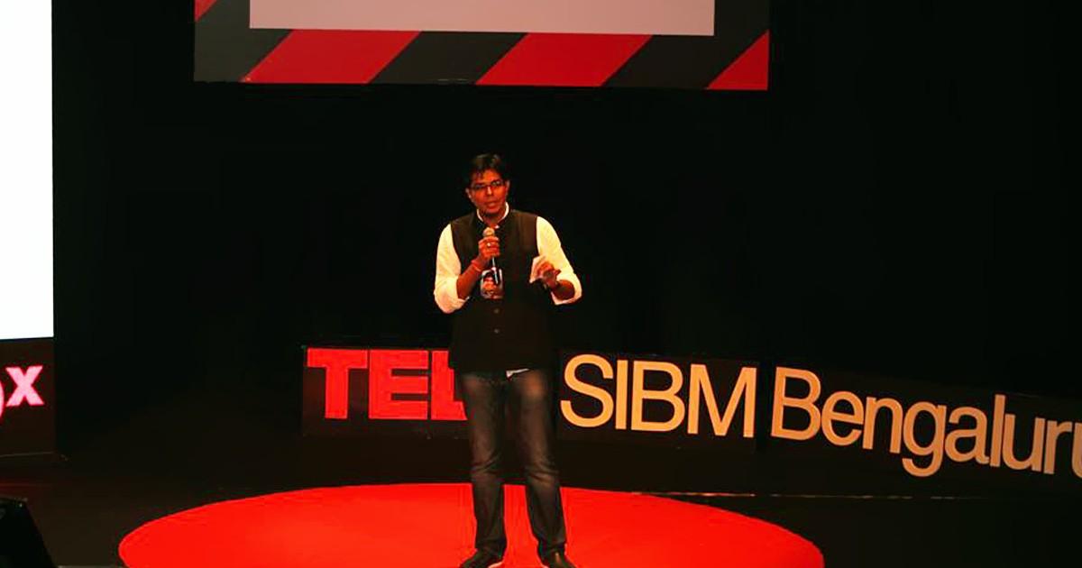 divya prakash dubey tedx talk