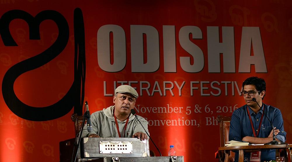 odisha literary festival 2016 divya prakash dubey